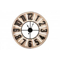 Reloj Redondo Madera